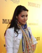 Janina Gavankar - Marley premiere in Los Angeles 04/17/12