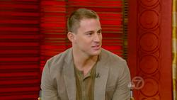Channing Tatum - Live! with Kelly, Jan 30_2012  720p  mp4  caps  caps