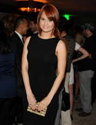 Debby Ryan - All on the Line with Joe Zee event in West Hollywood 09/19/12