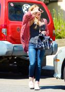 Hayden Panettiere Out & About in West Hollywood - May 30, 2013