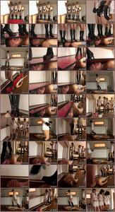 Love Boots Vol 03 Asian Femdom