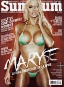 Maryse Ouellet Summum Magazine Scan By Me HQ