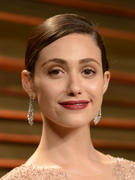 Emmy Rossum - 2014 Vanity Fair Oscar Party in West Hollywood 03/02/14