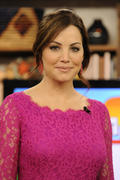 Erica Durance - The Marilyn Denis Show in Toronto 06/25/13