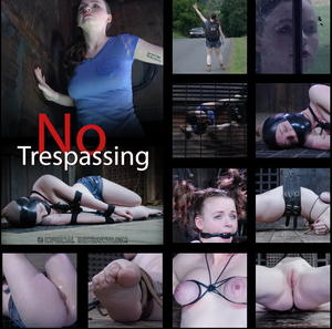 INFERNAL RESTRAINTS: Aug 7, 2015: No Trespassing | Maxxx Maven