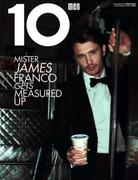 James Franco 10 Men Magazine Summer Autumn 2012