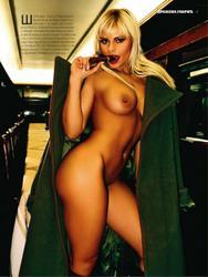 Дражена Габрик, фото 10. Drazena Gabric for Playboy Serbia December 2010, photo 10