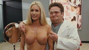 Yasmine Vox A doctor examining her milky breasts!! Foto 4 (Ясмин Vox Врач рассматривая ее молочно грудь! Фото 4)