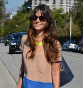Джордана Брюстер, фото 1247. Jordana Brewster - booty in jeans at Byron and Tracey salon in Beverly Hills 03/02/12, foto 1247