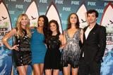 Эшли Бенсон, фото 19. Ashley Benson, Lucy Hale, Shay Mitchell & Troian Avery Bellisario at the 2010 Teen Choice Awards 08-08, photo 19